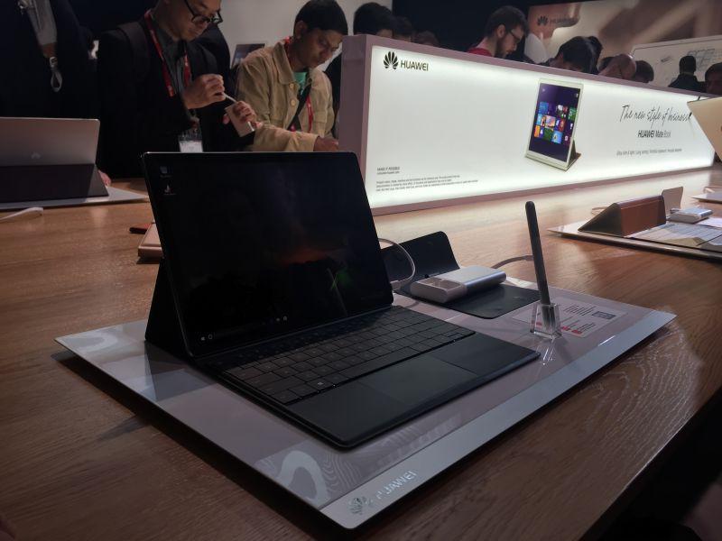 华为逆势推出Matebook,专访余承东为何不是电视不是汽车而是PC?