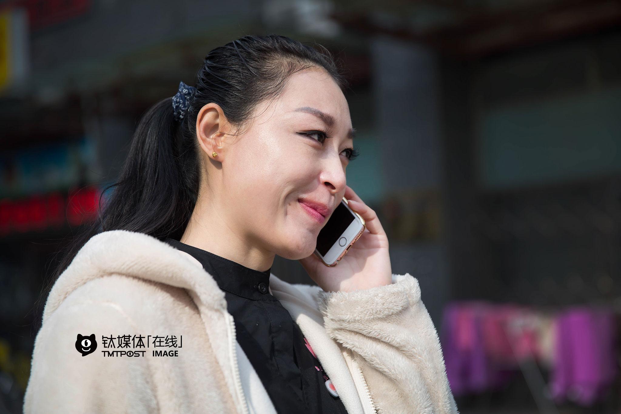 本期主人公:王丽媛,一名从业12年的美容师。