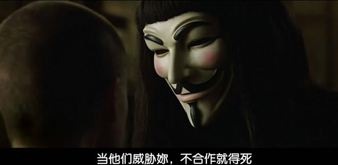 Watch V For Vendetta (2006) Full Movie HD Online