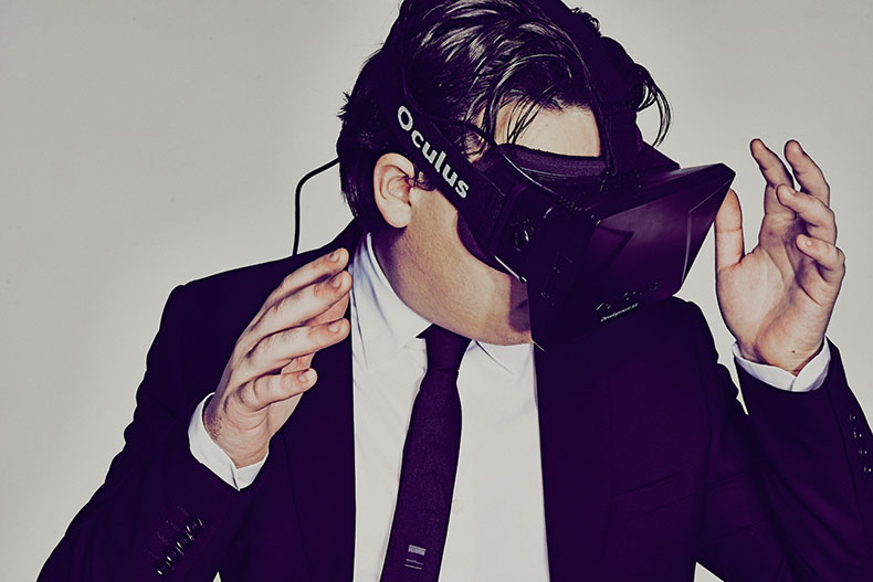 Oculus Rift是如何被设计出来的?