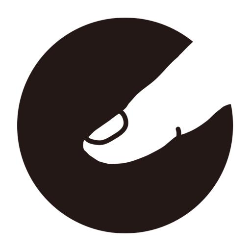 单一黑白色调的ui设计风格是吸引大多数涂手儿成为