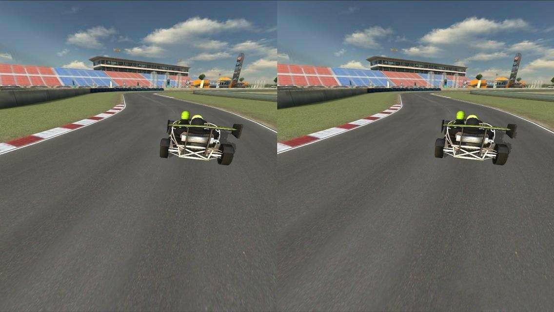 VR体感游戏火了,那么VR赛车是种什么样的体验?