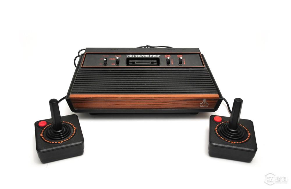 Atari 2600 游戏机