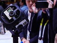 GoPro发布虚拟现实相机Omni,VR概念能救公司吗?