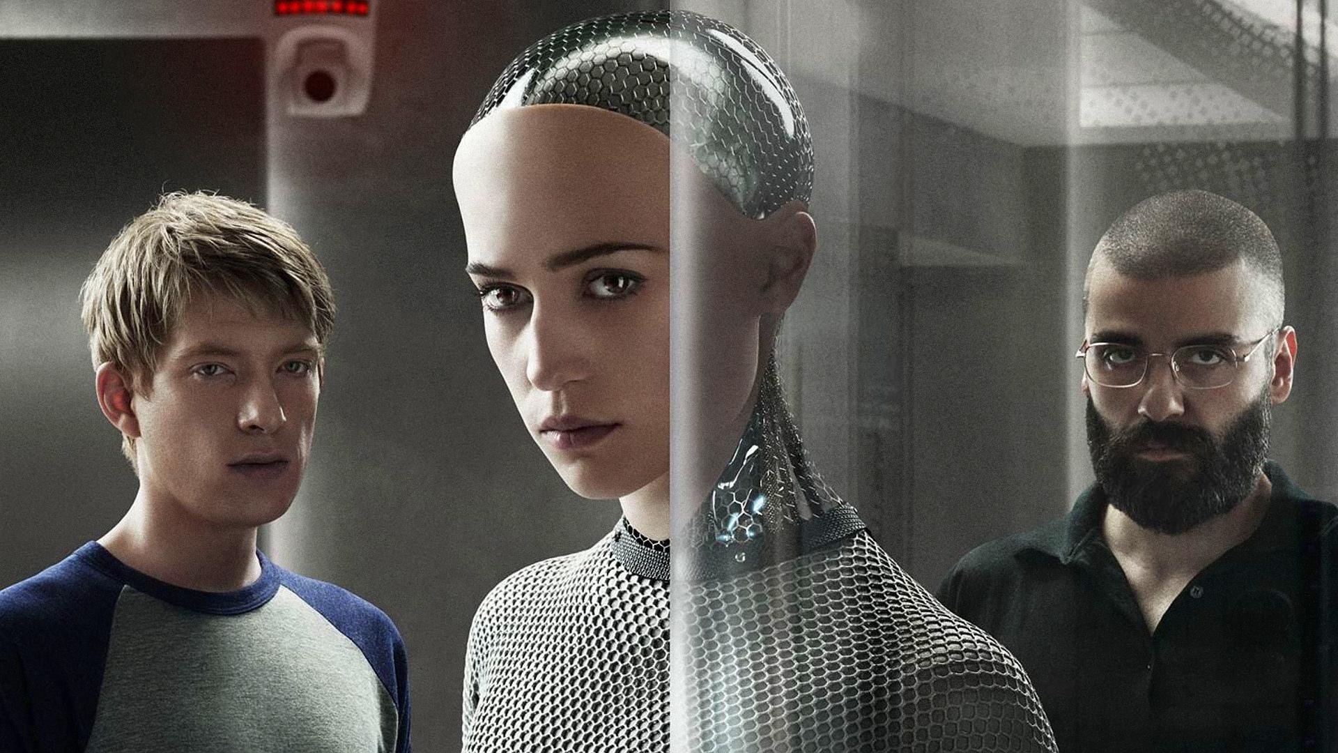 奥斯卡提名影片《机械姬》触发了不少人对人工智能的恐慌。