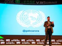 联合国要怎样用VR来影响全世界?