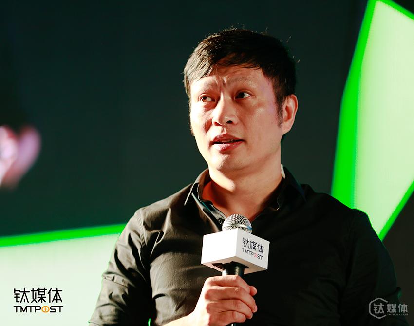 陈磊,网心科技CEO、迅雷联席CEO