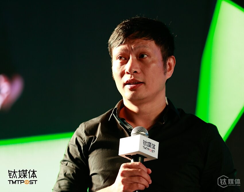 Chen Lei, the Co-CEO of Thunder and CEO of Net Heart Technology