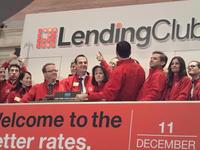 股价暴跌,创始人辞职,Lending Club楼塌了?