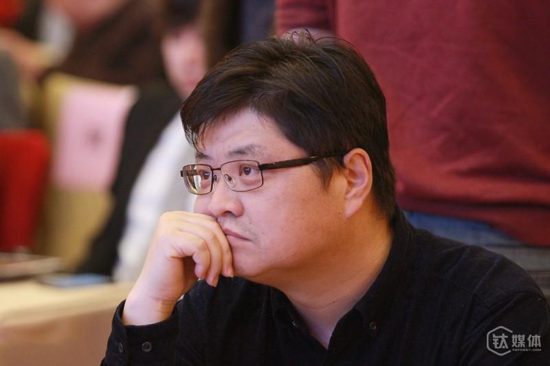 图为YY创始人兼CEO 李学凌,由视觉中国授权钛媒体使用