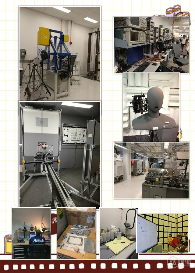 MOTO在研发上投入很多,从材料到设计到音频、射频和摄影效果都要自己来做