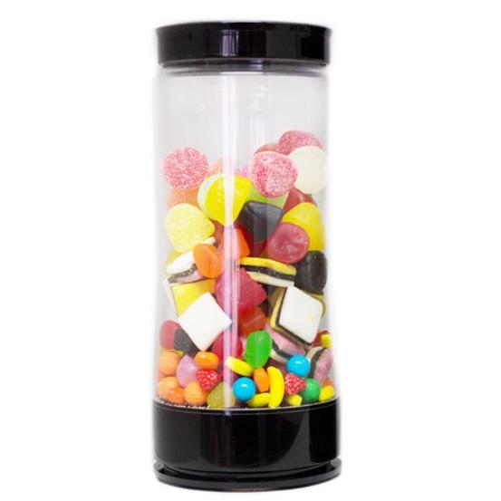 SKE Neo智能罐($200) 在罐内装入食物,可自动分析成分,并把卡路里、碳水化合物等其他信息发送到你的手机上。