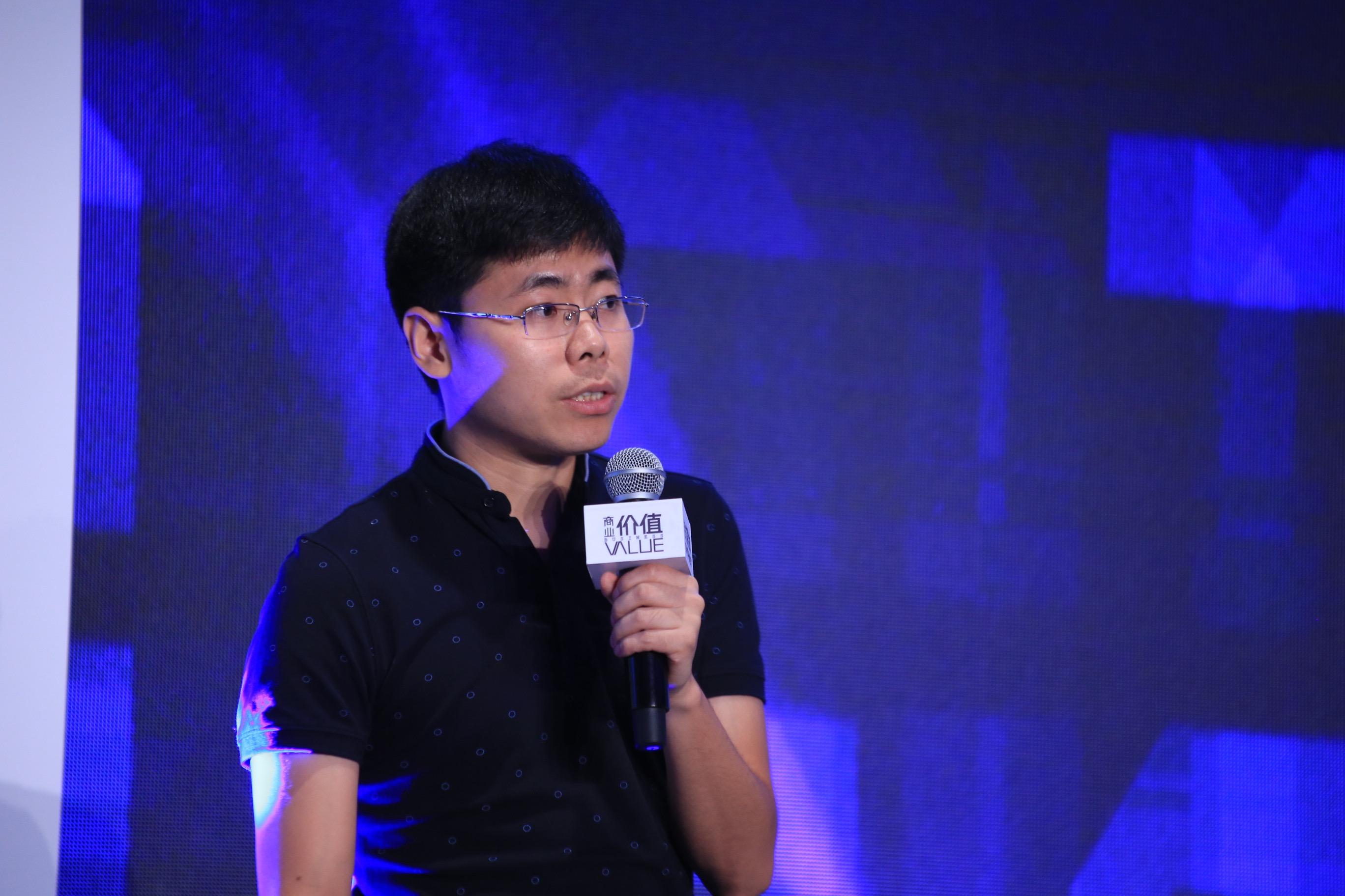 布比联合创始人兼CTO王璟