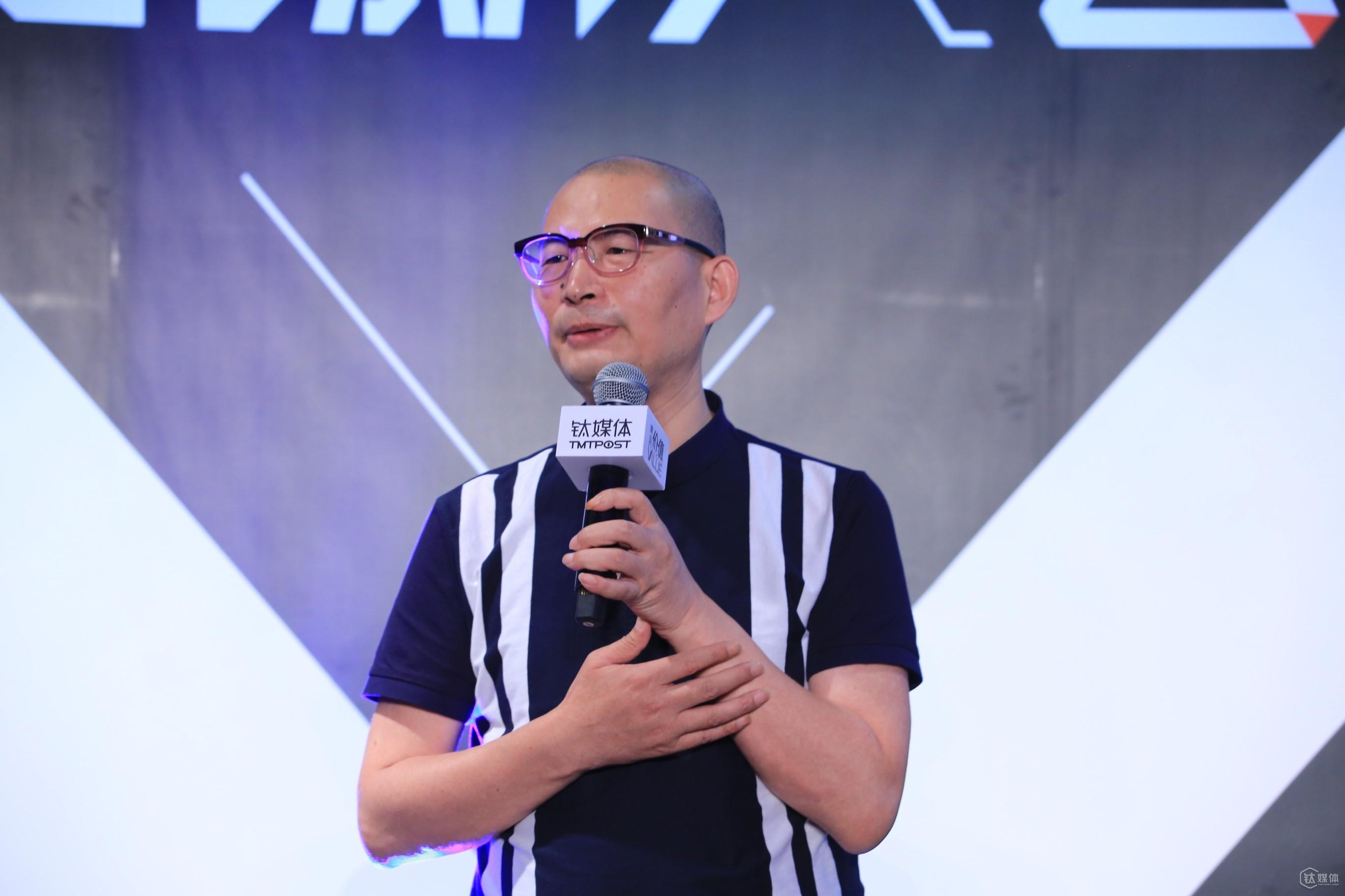 浙江贝鸟电动车有限公司董事长朱传东在MIIC