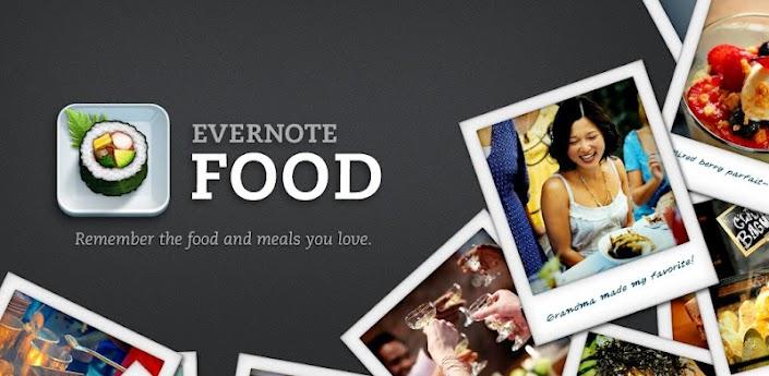Evernote 2011年推出的Evernote Food已于2015年9月被关闭