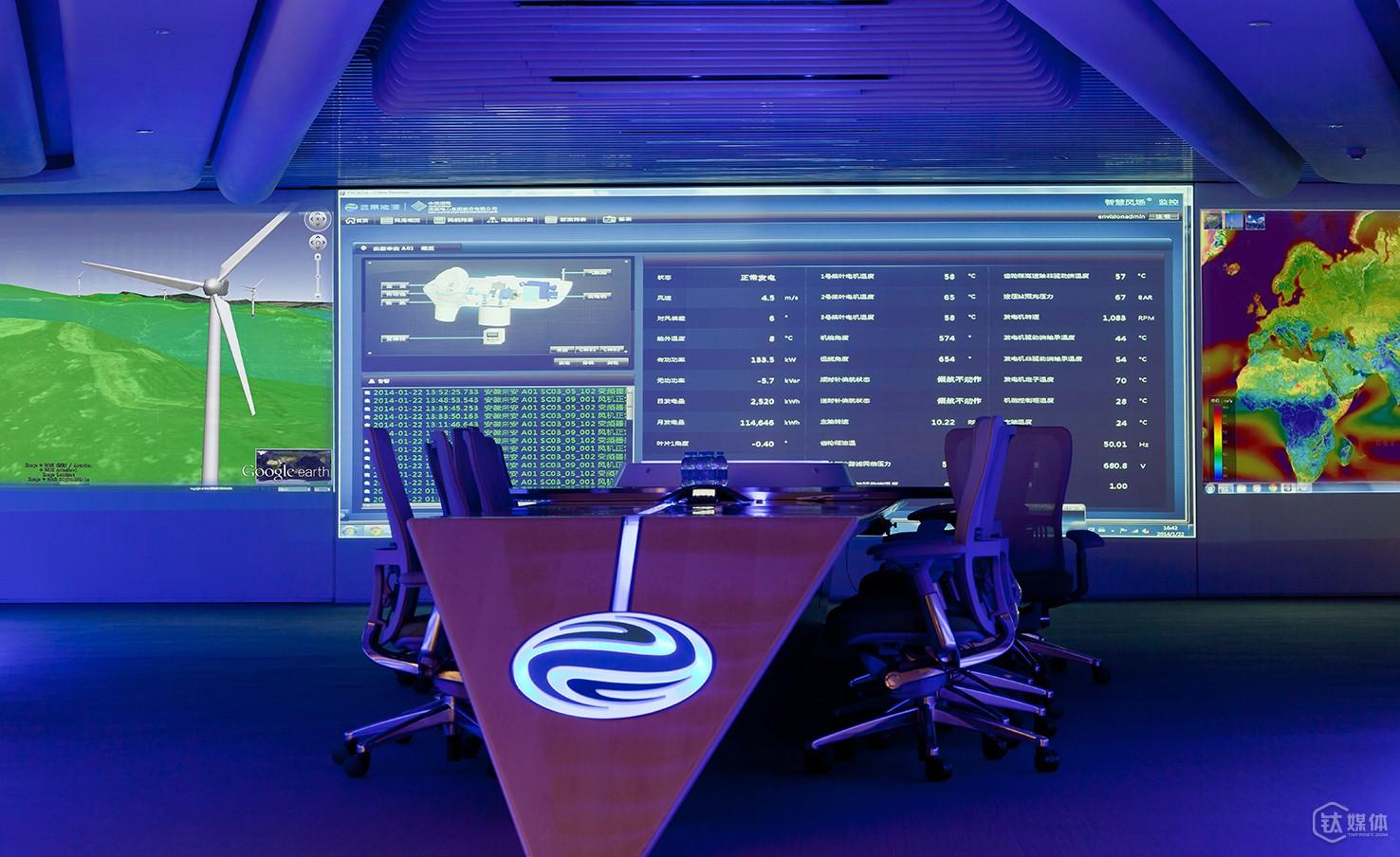 Smart Energy Management Center, Shanghai