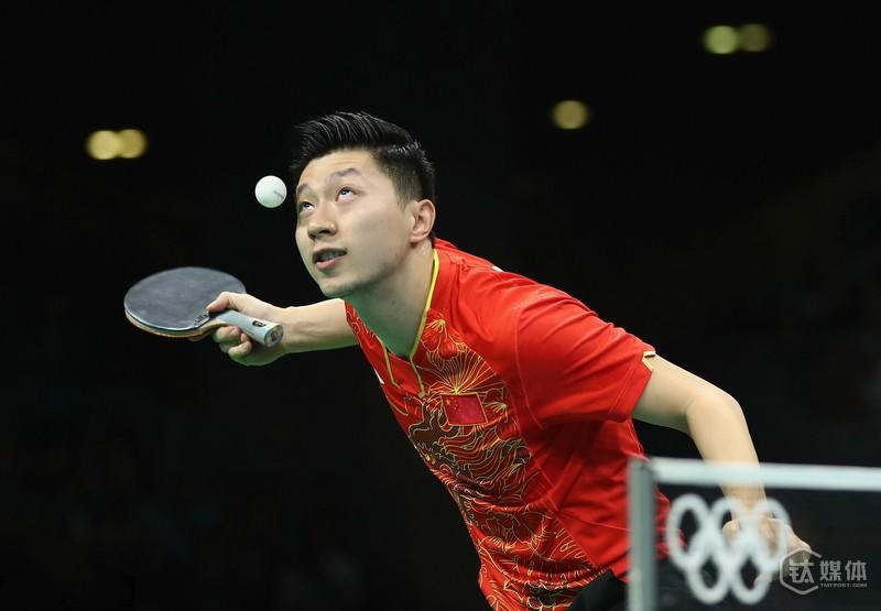 2016里约奥运会男单冠军,题图由视觉中国授权钛媒体使用