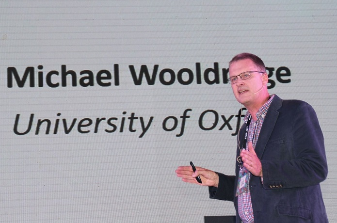 Michael Wooldridge, Dean of the Department of Computer Science, University of Oxford