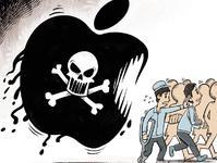 """疯狂加班,工资缩水,苹果在华又现""""血汗工厂"""""""