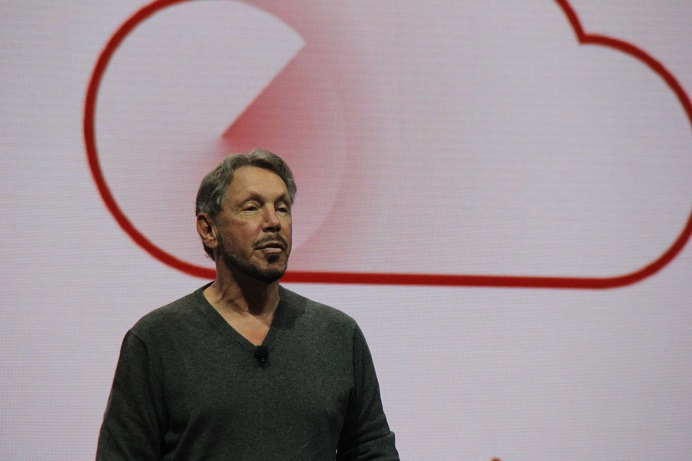 The cooperation of Oracle and Tencent Cloud is a crucial progress in Larry Ellison's blueprint for the future.