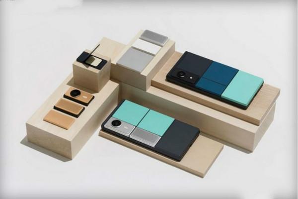 谷歌 模块化手机 Project Ara