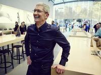 【钛晨报】苹果中国研发中心落户北京,要做更适合中国用户的产品