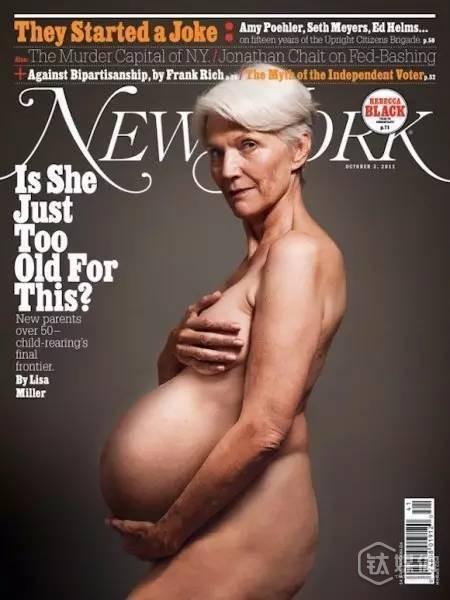 《NEW YORK》杂志封面