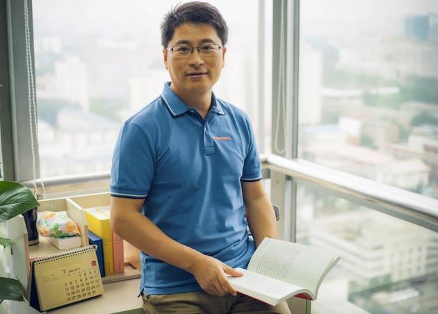 刘江峰,图片来源:新浪科技