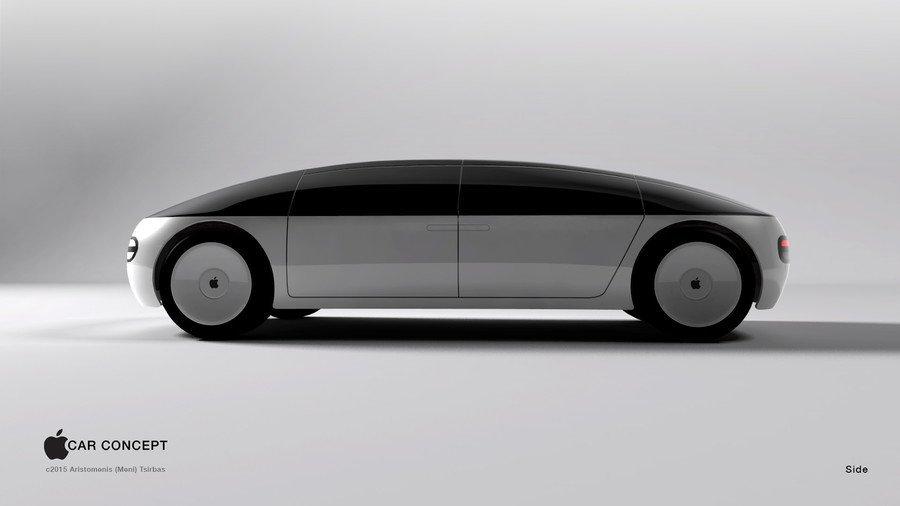 两年后,苹果牌汽车终成了乌托邦
