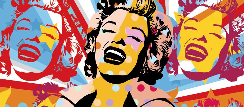 hollywood-stars-marilyn-monroe-lobo-pop-art1