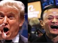 马云跟美国人谈了谈特朗普,他有些担忧但相信特朗普是聪明人