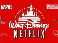 """迪士尼有意收购Netflix,一座内容""""王国""""正在崛起"""
