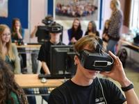 """要避免成为""""VR+教育""""领域的先烈,完整的生态环节是必须"""
