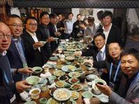 中国互联网大佬聚餐,丁磊做东吃网易猪肉