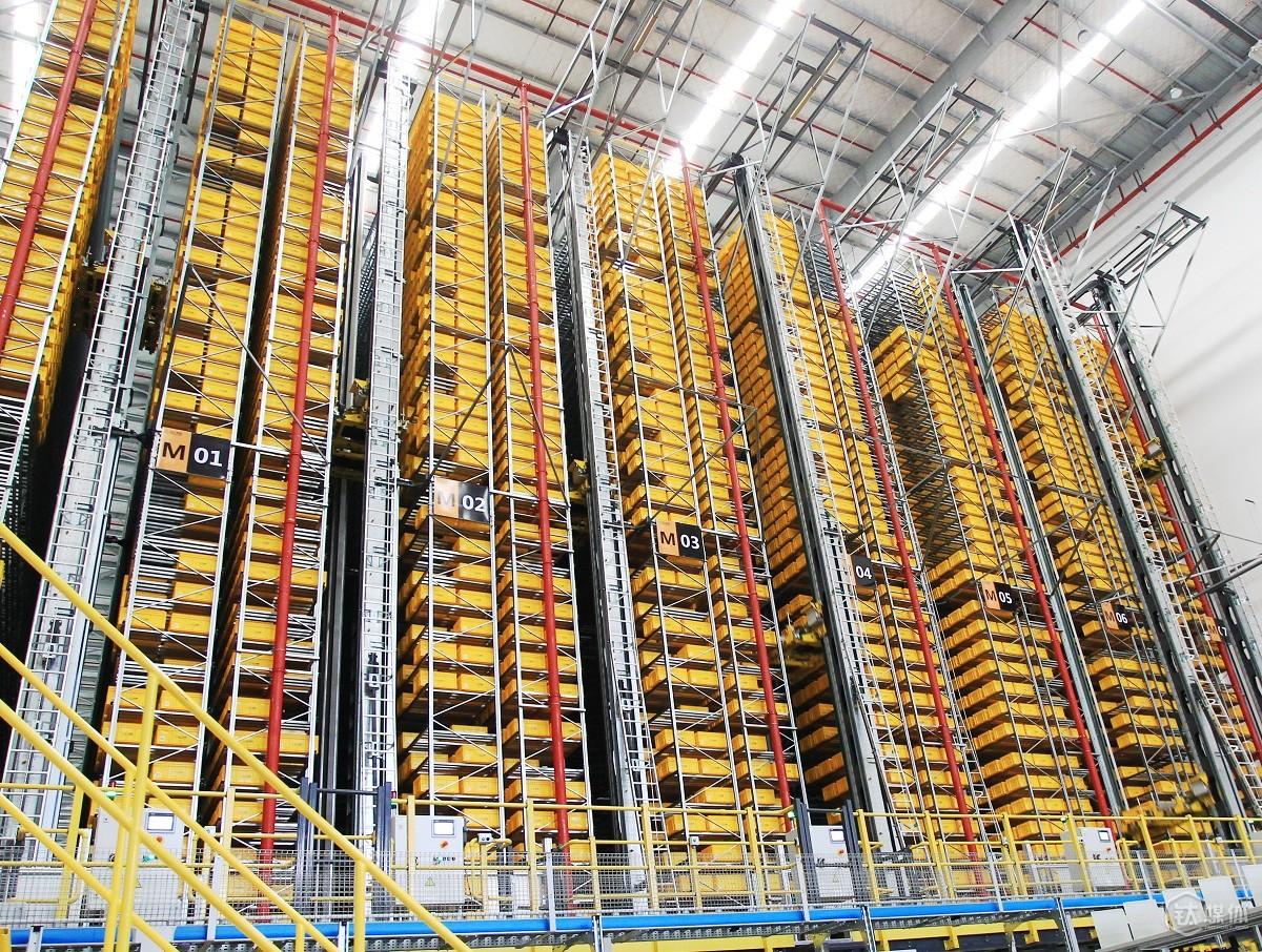Miniload箱式堆垛系统