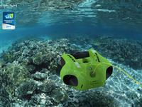 FiFish飞行鱼:别人家无人机都会飞,而它会潜水