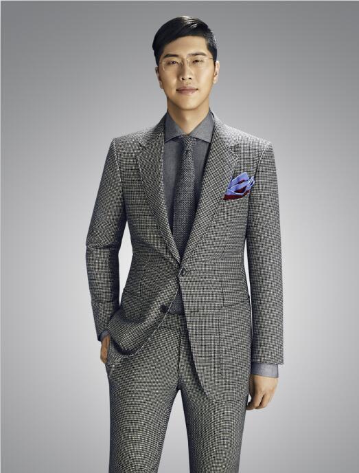 Zhubaijia's founder and CEO Zhang Hengde