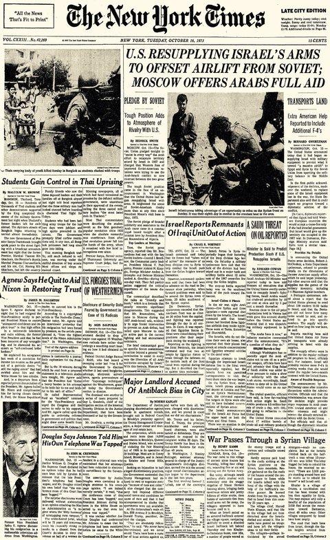 27岁的时候,特朗普就因为和司法部的诉讼而登上了《纽约时报》的头版新闻《房产大亨因歧视黑人遭到起诉》(Major Landlord Accused of Antiblack Bias in City)