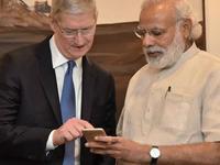 【钛晨报】苹果致信印度政府,想在当地生产iPhone