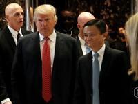"""马云会面特朗普谈的是""""就业"""",中美科技人才大战不可避免了"""