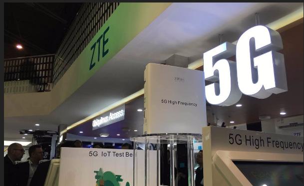 中兴通讯将推出5G系列产品,想在未来市场占有一席之地