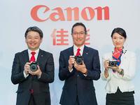 三款新相机叩开新年,佳能谋求业务转型