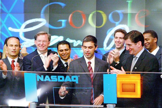 复盘谷歌早期创业史:A 轮钱没花完就上市,管理层曾全部离职