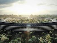 【钛晨报】苹果飞船总部被命名为Apple Park,4月投入运营