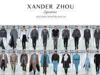独立服装设计师系列之二:周翔宇,男装也疯狂