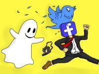 Snapchat 让 Facebook 心惊肉跳,但中国版可能很难成功