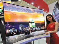 曲面电视之战:核心玩家三星SUHD对决LG OLED,索尼成看客