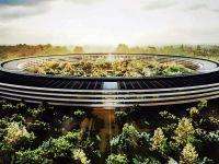 科技巨头都在建造新总部,封闭体系的建立可能让硅谷怀念过去