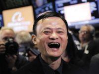 马云IPO后答问:我最快乐的日子是月挣90元时