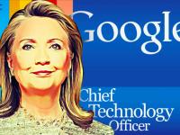 """""""不作恶""""的谷歌缘何被指操纵搜索支持希拉里?"""
